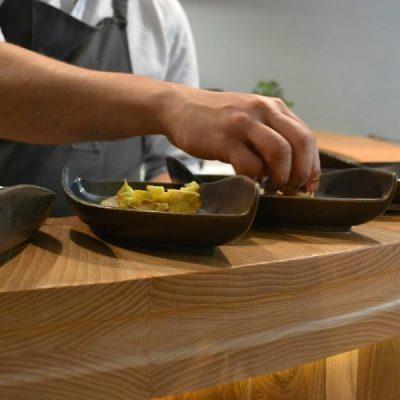 Restaurant Miles Bordeaux - Cuisine