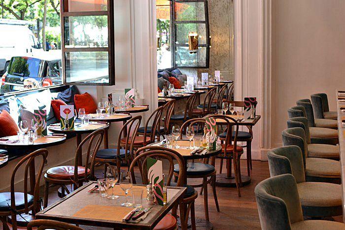 Restaurant italien Paris Ober Mama