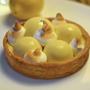 Tarte au citron meringuée : la recette facile