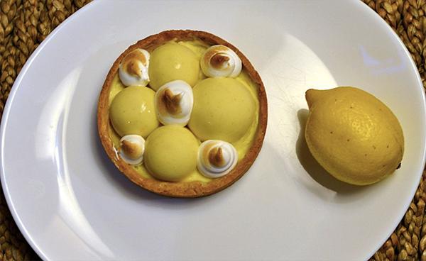 Tarte au Citron Meringuée facile recette
