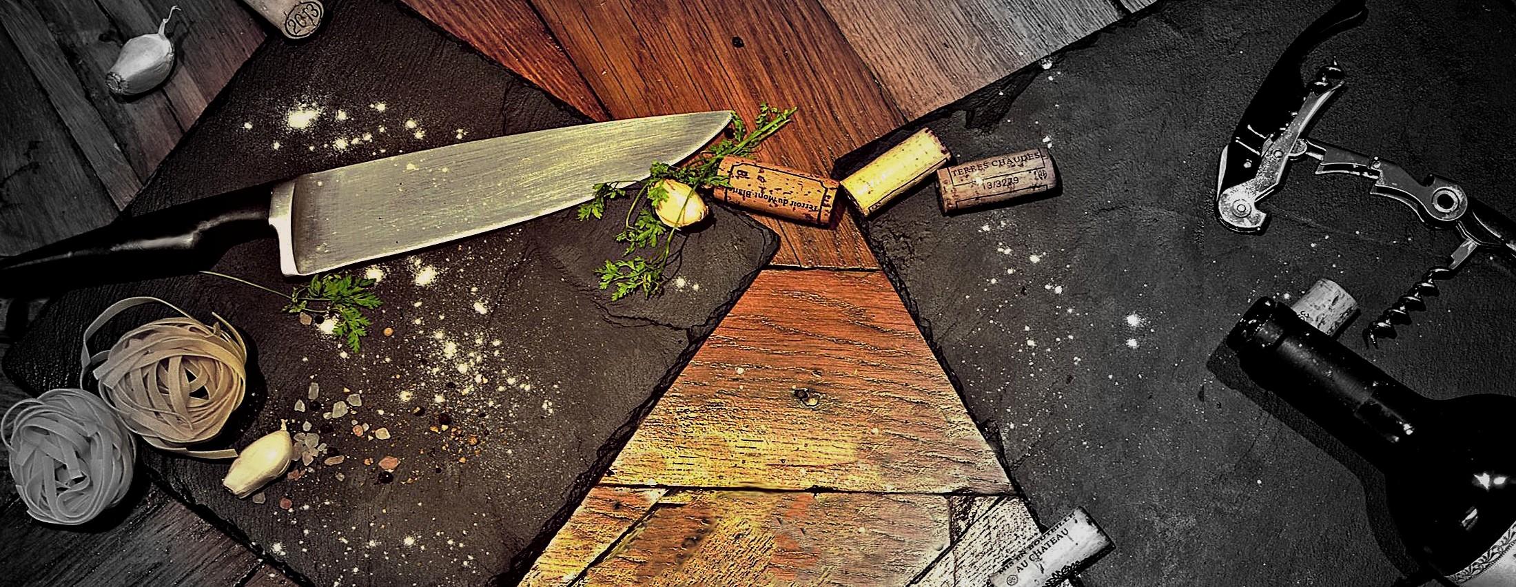 Couteaux & Tire-Bouchons