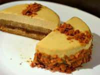 Entremet Pomme Dulcey Speculoos