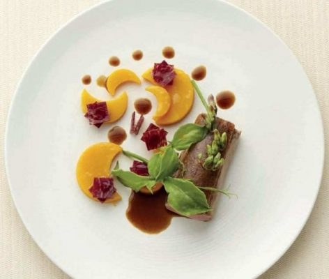 Filet Mignon Potimarron - Amandine Chaignot