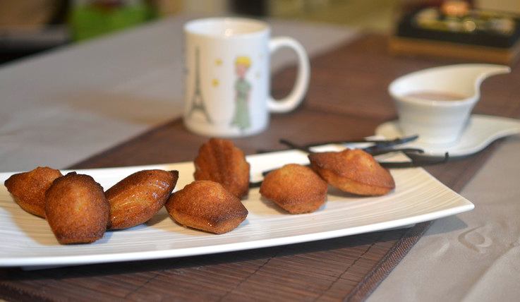 Recette madeleines facile