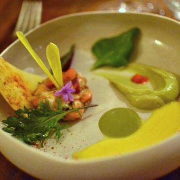 Le C'Yusha, super restaurant quartier du Palais à Bordeaux
