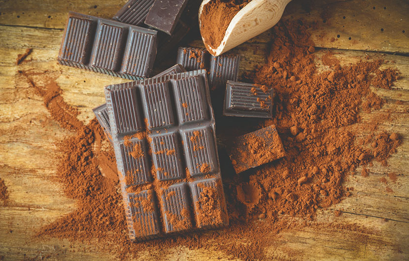 Le Salon du Chocolat, c'est ce week-end !