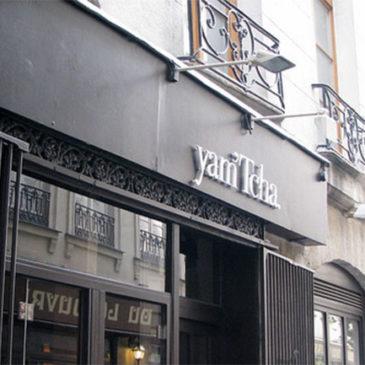 Yam'Tcha, comptoir à Baos d'Adeline Grattard