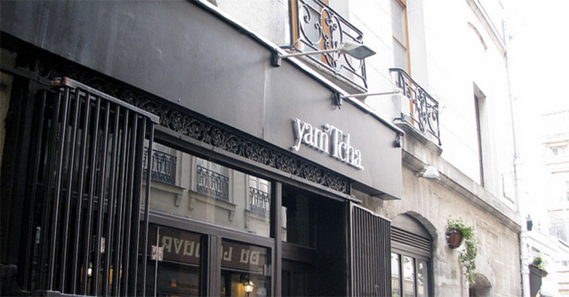 Yam'Tcha restaurant, Paris