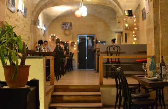 restaurant Le Plat dans l'Assiette Bordeaux