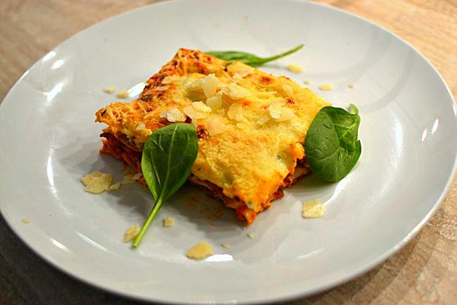 Lasagnes Bolognaise recette facile authentique traditionnelle