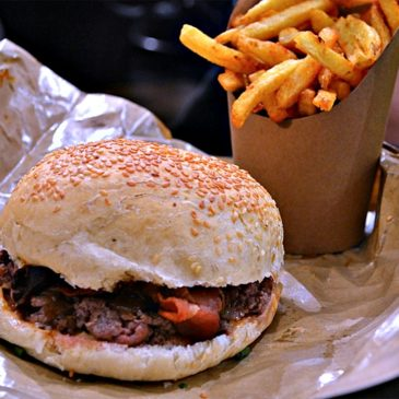 Le Big Fernand : le meilleur burger de Paris ?