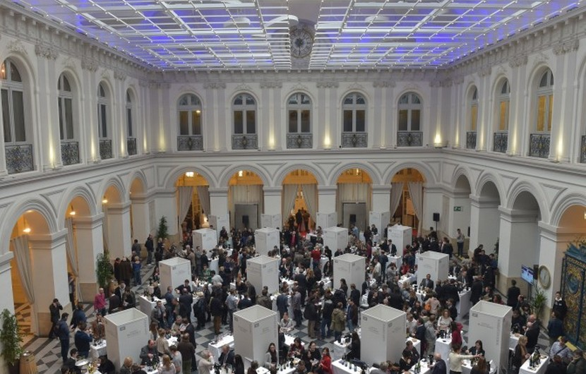 Bordeaux Tasting ce weekend au Palais de la Bourse