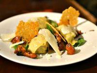 Ravioles de veau à la sauge et parmesan