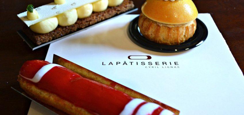 La pâtisserie de Cryil Lignac et Benoît Couvrand