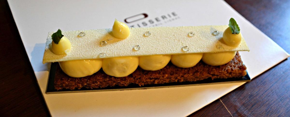 Tarte citron Cyril Lignac