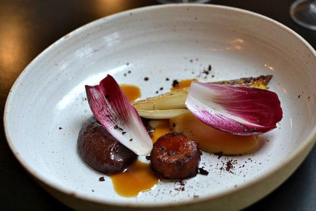 Bak Restaurant Amsterdam - Boudin Pomme Endives