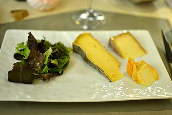 Restaurant 39 V - Vardon - Fromages