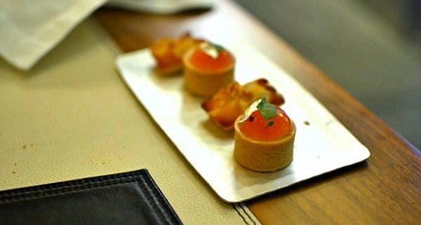 Restaurant 39 V - Vardon - Mignardises