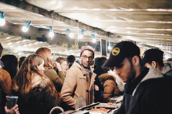 Food Market Date