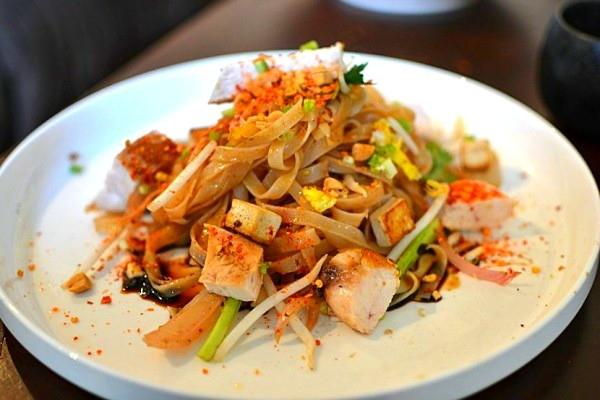La recette du Pad Thaï au poulet