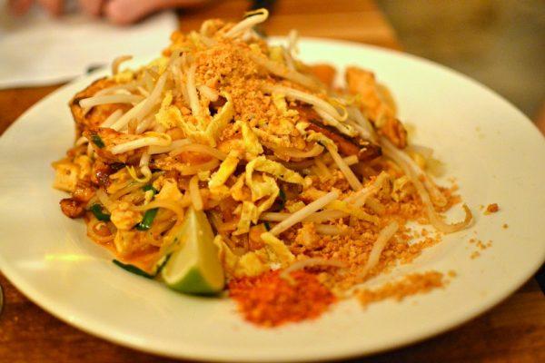 Pad Thai Poulet - Kapunka