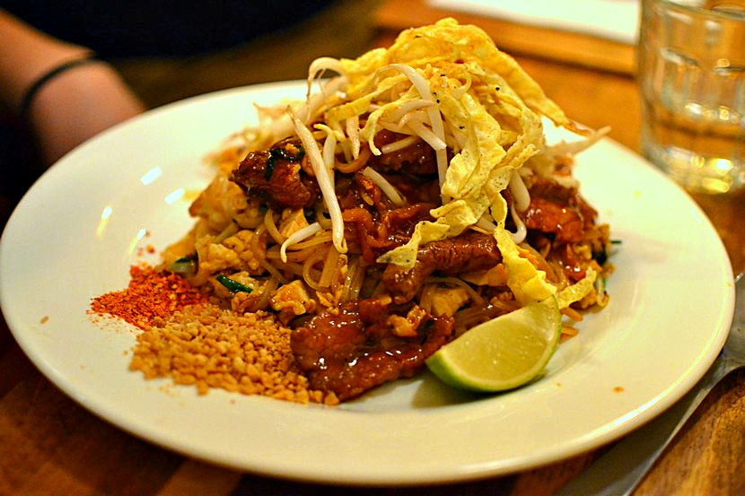 Kapunka : la cuisine thaï au top niveau ?