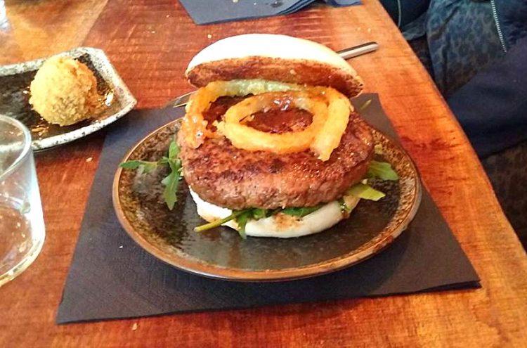 Restaurant Siseng Paris - Bao Burger
