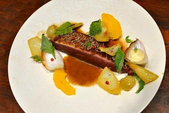 Recettes de plats originaux et gastronomiques couteaux for Site de cuisine gastronomique