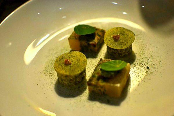 Tête de veau façon gribiche - Pirouette, Restaurant Paris