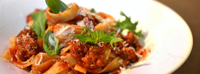 Pâtes au ragù sarde de saucisses au fenouil (Ragù Alla Campidanese)