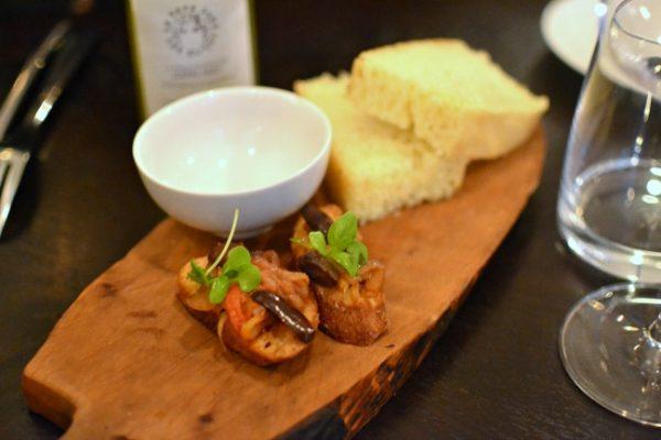 Restaurant italien IDA Paris Denny Imbroisi - Antipasti