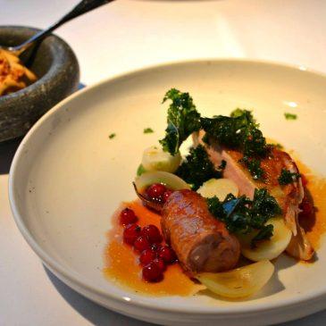 Tango Bar & Kjokken – Restaurant gastronomique à Stavanger (Norvège)