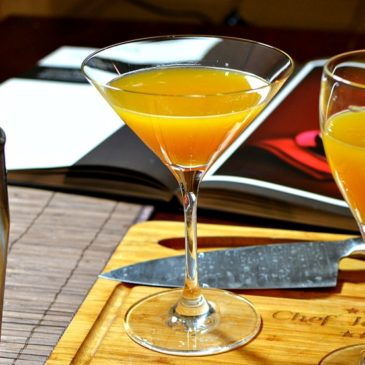 Recette de cocktail vodka – fruit de la passion : le « Pornstar »