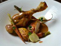 """Chapon sauce foie gras """"albufera"""""""