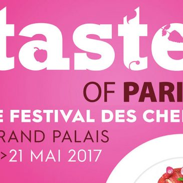 5 raisons de ne pas rater Taste of Paris, le paradis des gourmets ! (18-21 mai)