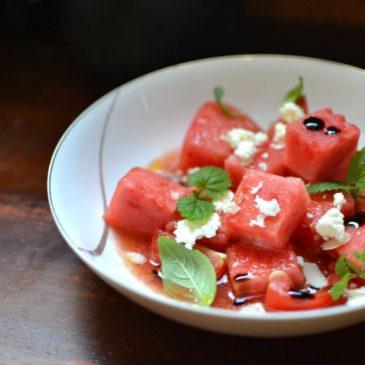 Salade de pastèque à la feta : la recette originale et délicieuse