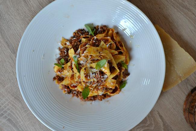 sauce bolognaise pates italienne traditionnelle
