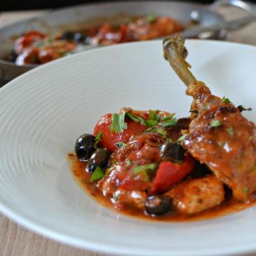 Poulet à la provençale : la recette facile 100% Sud de la France