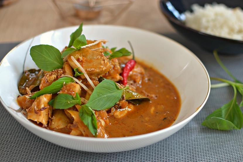 Curry thaï au tamarin de Chiang Mai : la recette