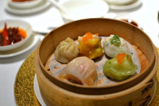 Restaurant Shang Palace Paris Dim Sum