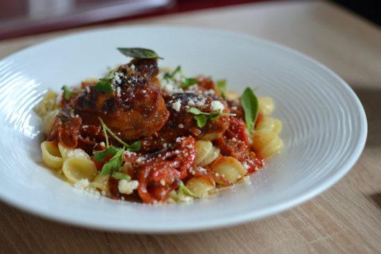 Poulet a l'italienne recette facile