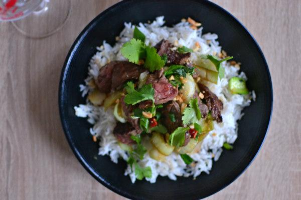 Bœuf sauté au wok : la recette