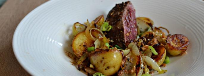 Bavette à l'échalote : la véritable recette facile et délicieuse