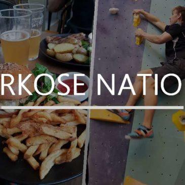 Escalade et bonne bouffe chez Arkose Nation : notre test