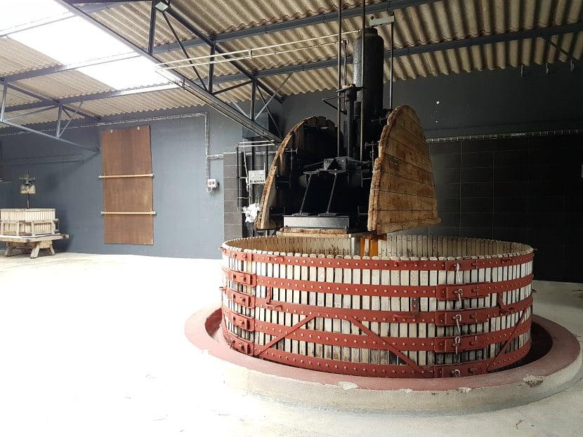 Comment fait du vin Pressoir