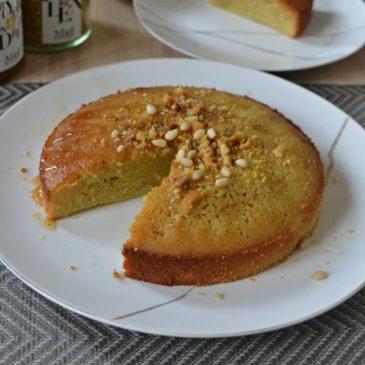 Gâteau moelleux au miel : la recette facile et faite maison