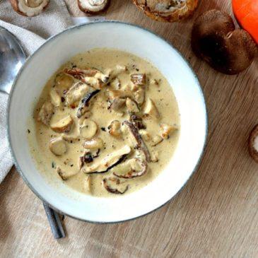 Sauce aux cèpes : la recette pour cuisiner les cèpes comme un grand chef