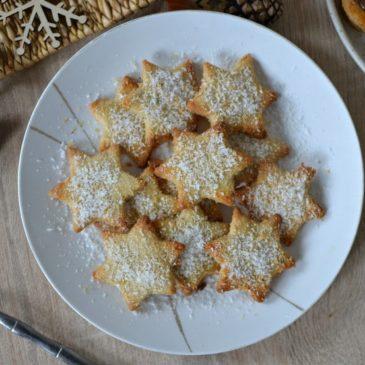 Sablés de Noël à la noix de coco : la recette facile des sablés moelleux et croustillants
