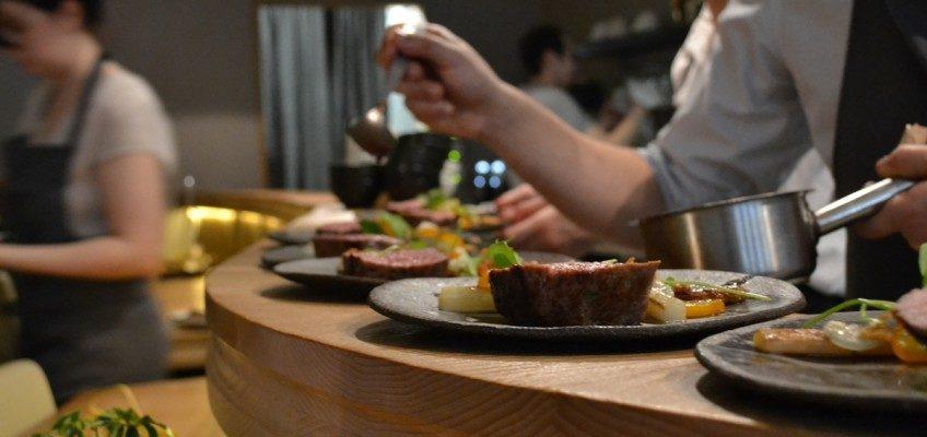 Restaurant Miles Bordeaux - Menu