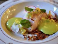 1877 Restaurant Bergen Norway Hake